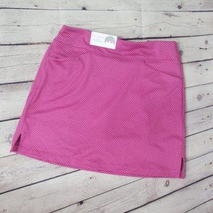 NEW Lady Hagen Chevron Texture Skort Easy Shaper